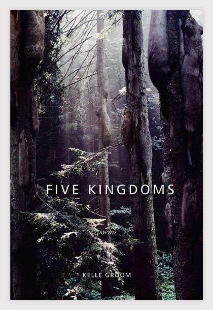 Five Kingdoms: Poems by Kelle Groom